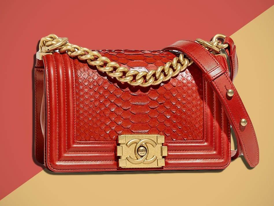 d644f7543c30 Chanel's Fall 2018 Bags are in Boutiques Now, and We Have Pics and Prices