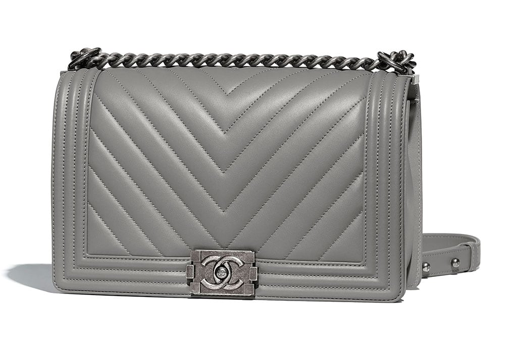 a52749b396ef Chanel's Fall 2018 Bags are in Boutiques Now, and We Have Pics and ...