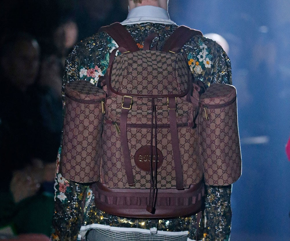 9f406a227f6 We Finally Have Bag Photos from Gucci s Spring 2019 Runway Show ...