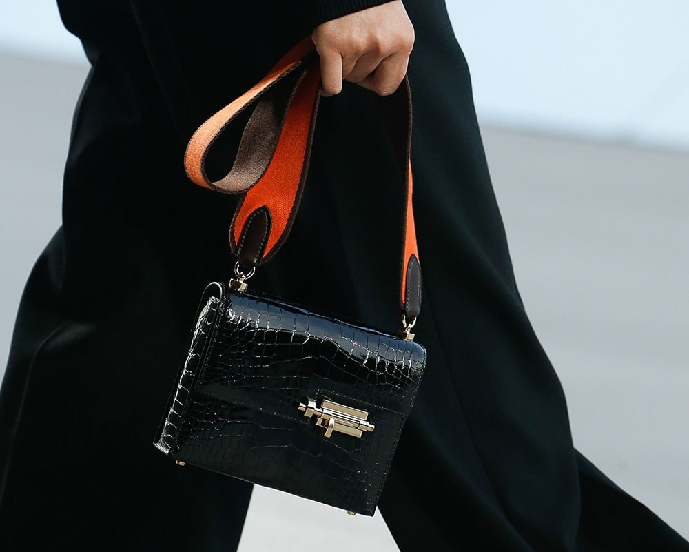 0b4014ce991 Hermès Explores Its Casual Side with Its Spring 2019 Runway Bags ...