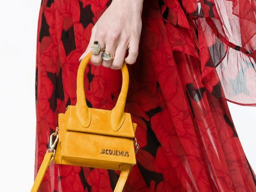 This Itty Bitty Jacquemus Bag is Trying to Personally Give Me a Nervous Breakdown