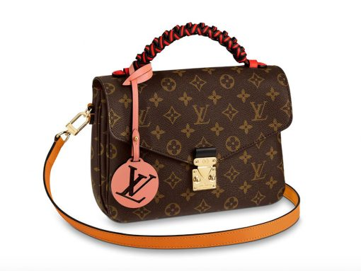 Louis Vuitton Updates Some Of Its Fan Favorite Bags With New Colorful Braided Handles For Winter 2018
