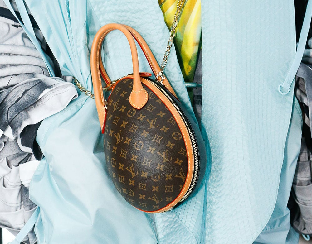 b40ac802fb Louis Vuitton's Spring 2019 Show Explored All the Different Shapes a ...