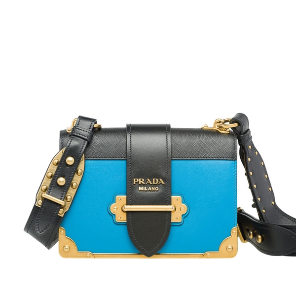 34c64c4fe48 The Prada Cahier is the Effortlessly Cool Bag You Need This Fall ...