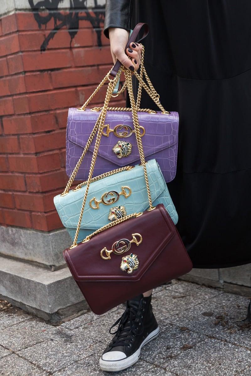 Introducing the Gucci Rajah Shoulder Bag  43895793e3580