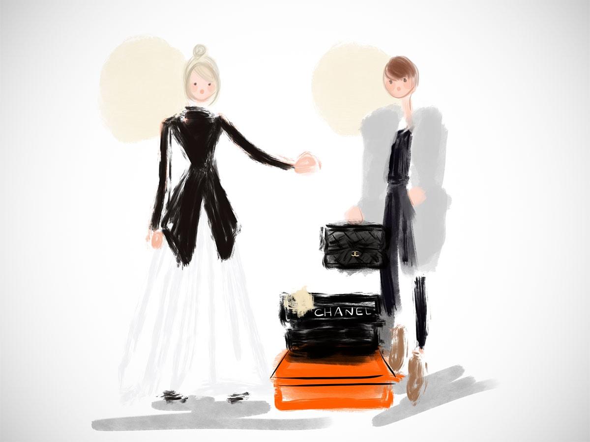 PurseBlog Asks  Do you share your nice bags with friends  - PurseBlog 4e0e69d044