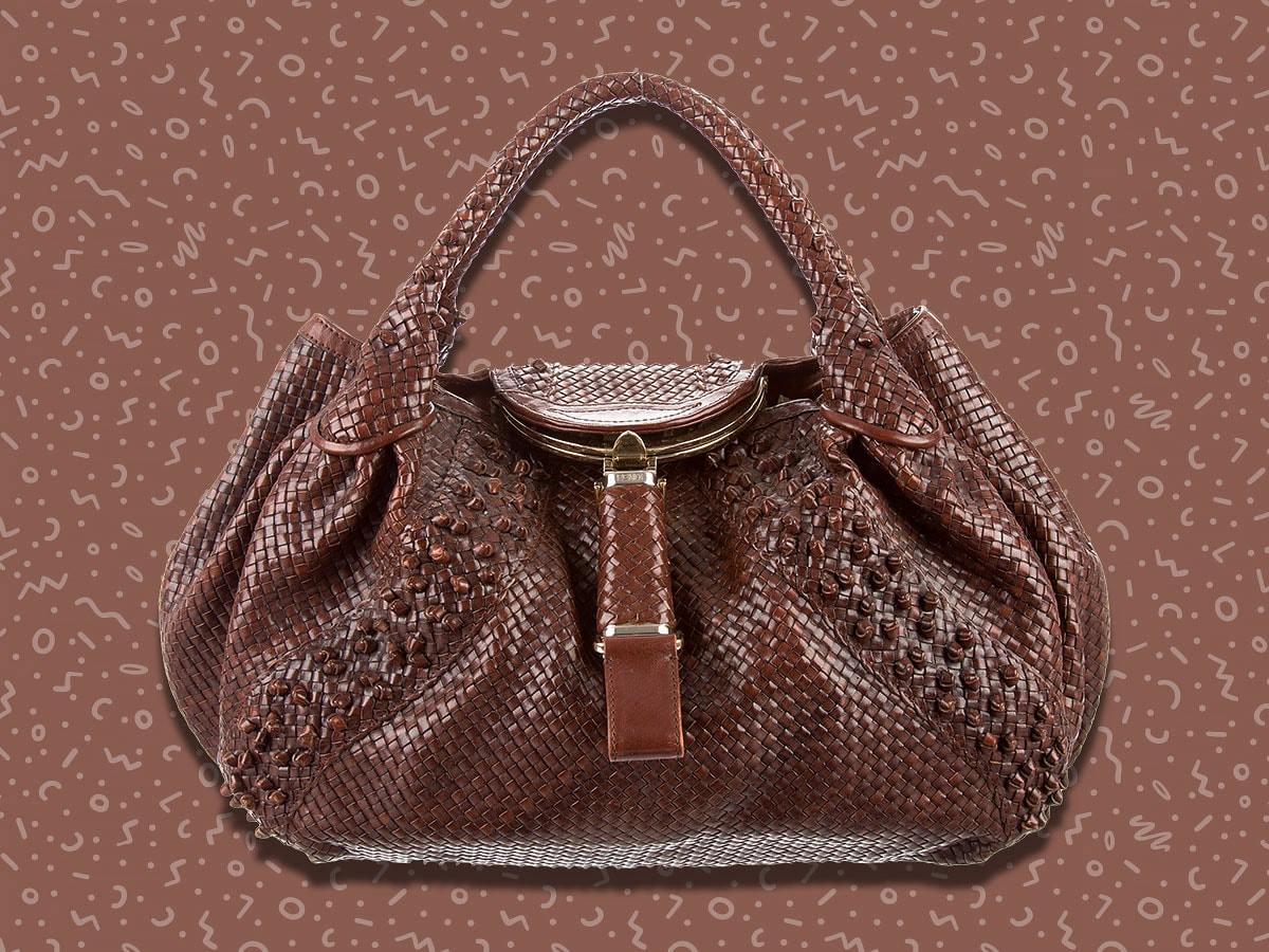 03144fce4d A Look Back at the Coveted Fendi Spy Bag - PurseBlog
