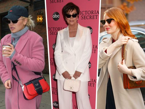 Celebs Step Out with Louis Vuitton, Gucci and Chanel