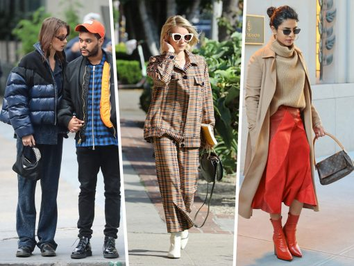 Celebs Keep It Wee with Compact Bags from Dior, Chloé and More