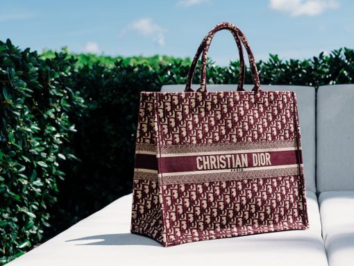 The Ultimate Bag Guide: Dior Book Tote