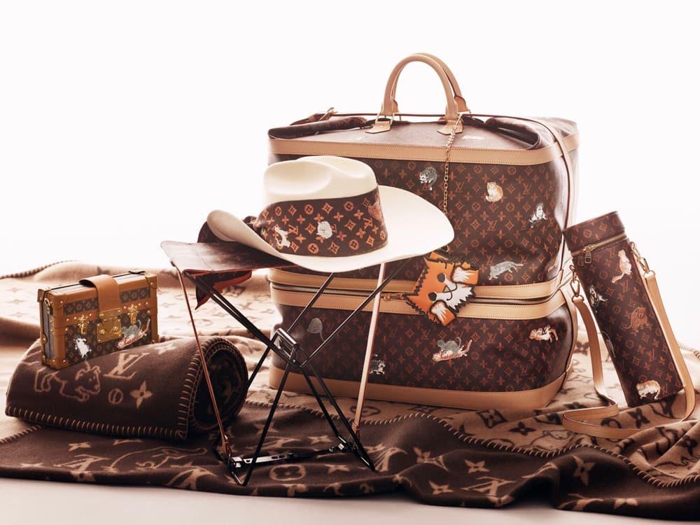 953f649f3db2 Introducing Louis Vuitton x Grace Coddington for Cruise 2019 ...