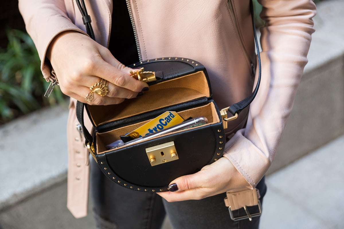 48e7cf73f02 An In-Depth Look at the MCM Berlin Tambourine Crossbody - PurseBlog