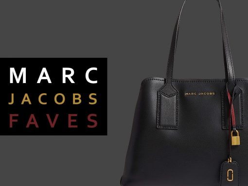 My Favorite Marc Jacobs Bags this Fall