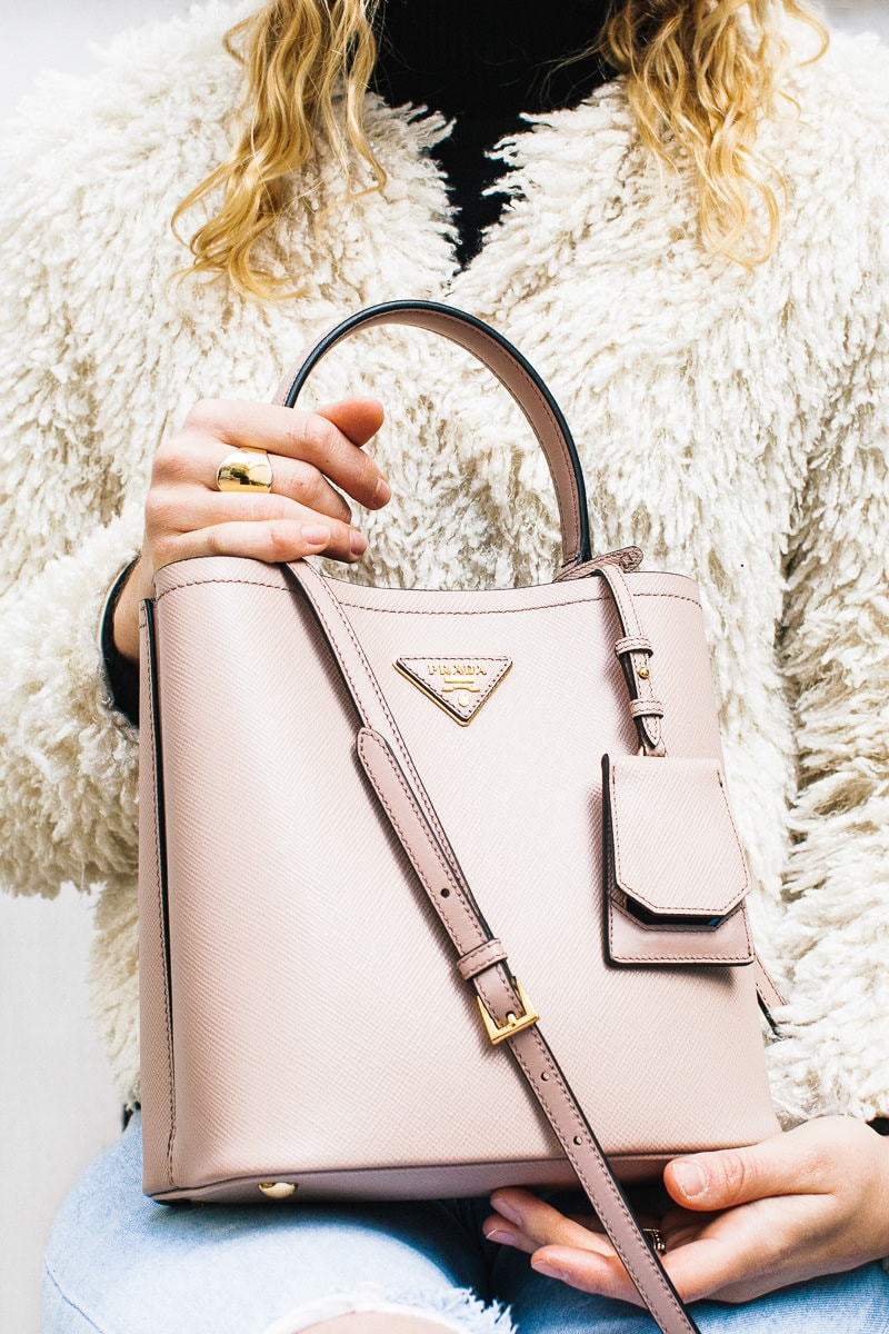 Introducing the Prada Double Bucket Bag - PurseBlog 205378db30c57