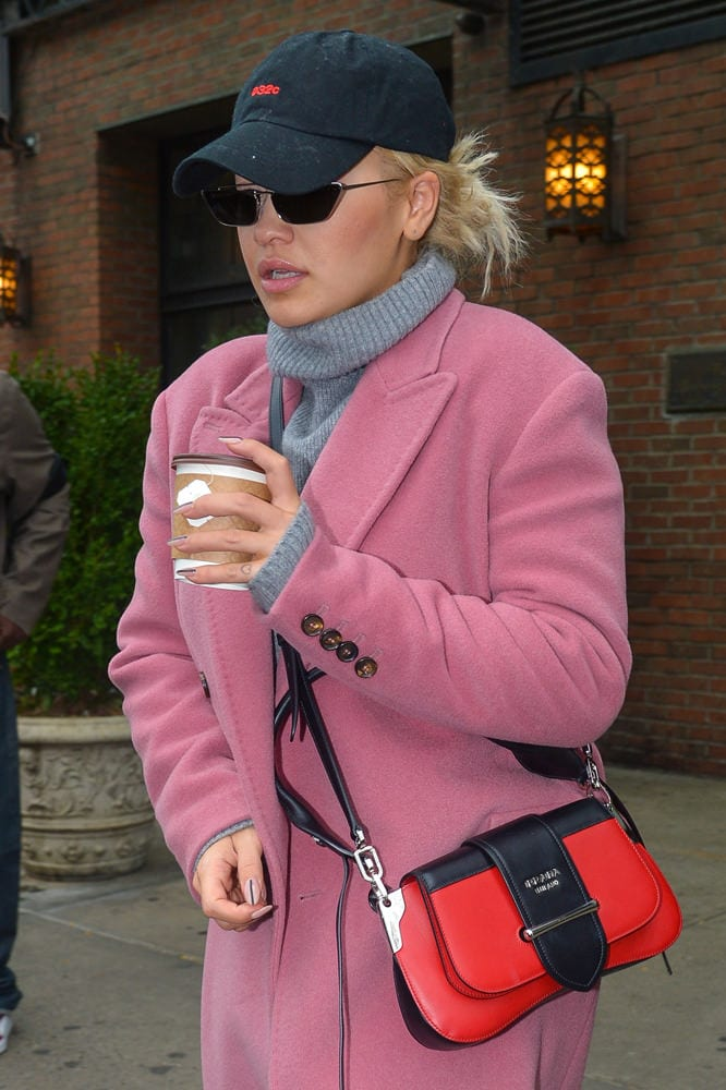 Celebs Step Out With Louis Vuitton Gucci And Chanel Purseblog