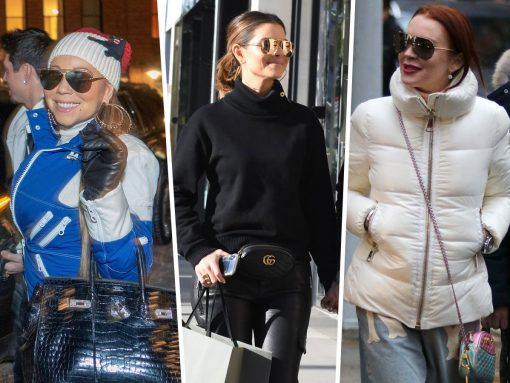 Return to Gucci: Celebs Flock Back to Their Gucci Bags in a Big Way