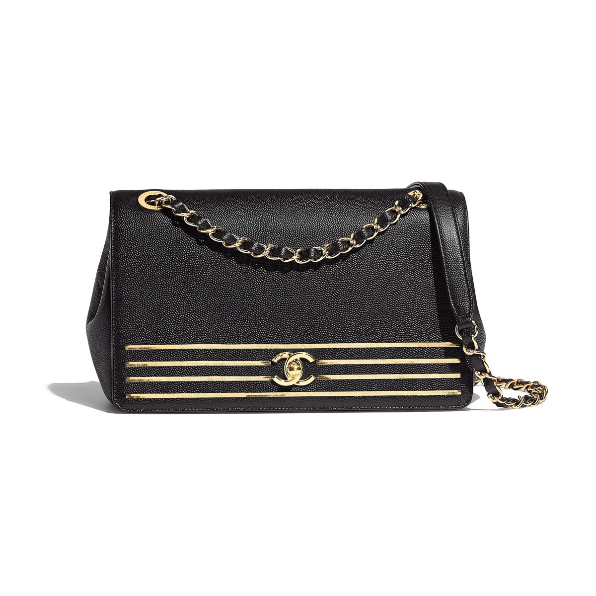 20a6ad83c5fa Chanel Bag Price Canada 2019. We've Got Over 100 Pics + Prices of Chanel's  Nautical-Inspired Cruise 2019