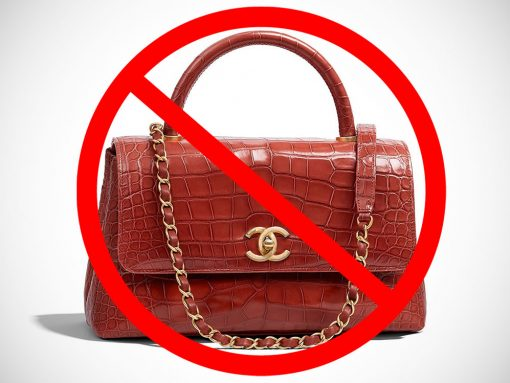c0b1b7a54a7f Chanel to Ban Use of Exotic Skins Moving Forward