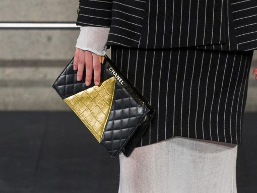 f1b5263279a6 Get Your First Look at Chanel's Métiers d'Art 2019 Bags Straight From the  Runway