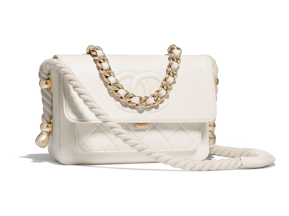 343bfff05b89 We've Got Over 100 Pics + Prices of Chanel's Nautical-Inspired Cruise 2019  Bags