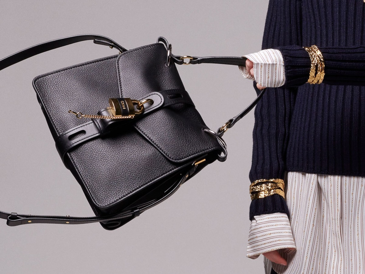 d8af67578 Chloé's Pre-Fall 2019 Bags Capitalize on Successful Elements of Past ...