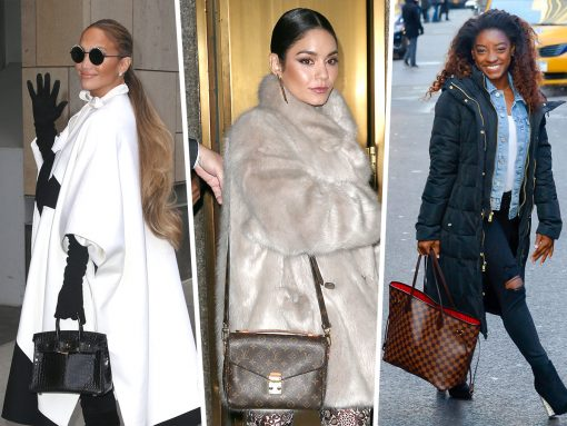 Celebs Hit Afterparties and Surprise Screenings with Bags from Fendi and Prada