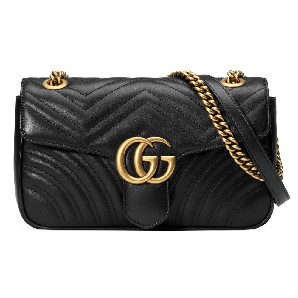 d40d69b52ed4 Gucci GG Marmont shoulder bag - PurseBlog