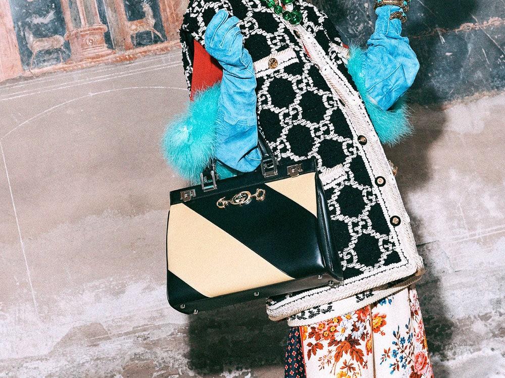 2d54d1fb93a8d9 Your First Look at Gucci's Pre-Fall 2019 Bags - PurseBlog