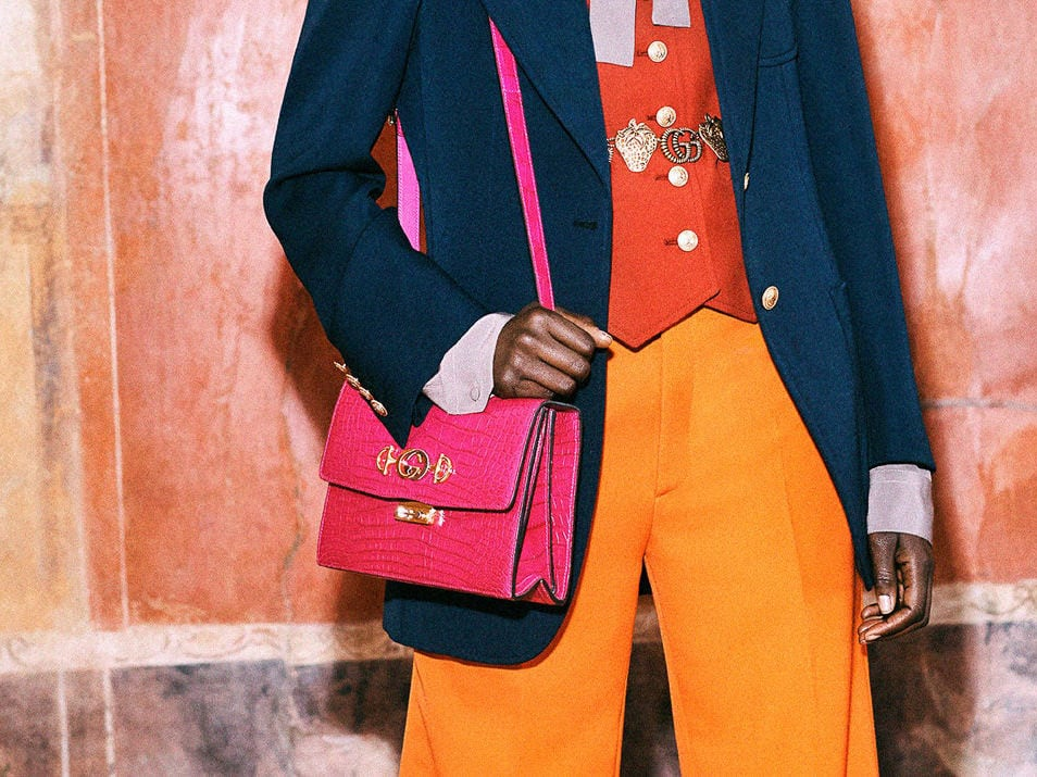 247abf449a3 Your First Look at Gucci s Pre-Fall 2019 Bags - PurseBlog