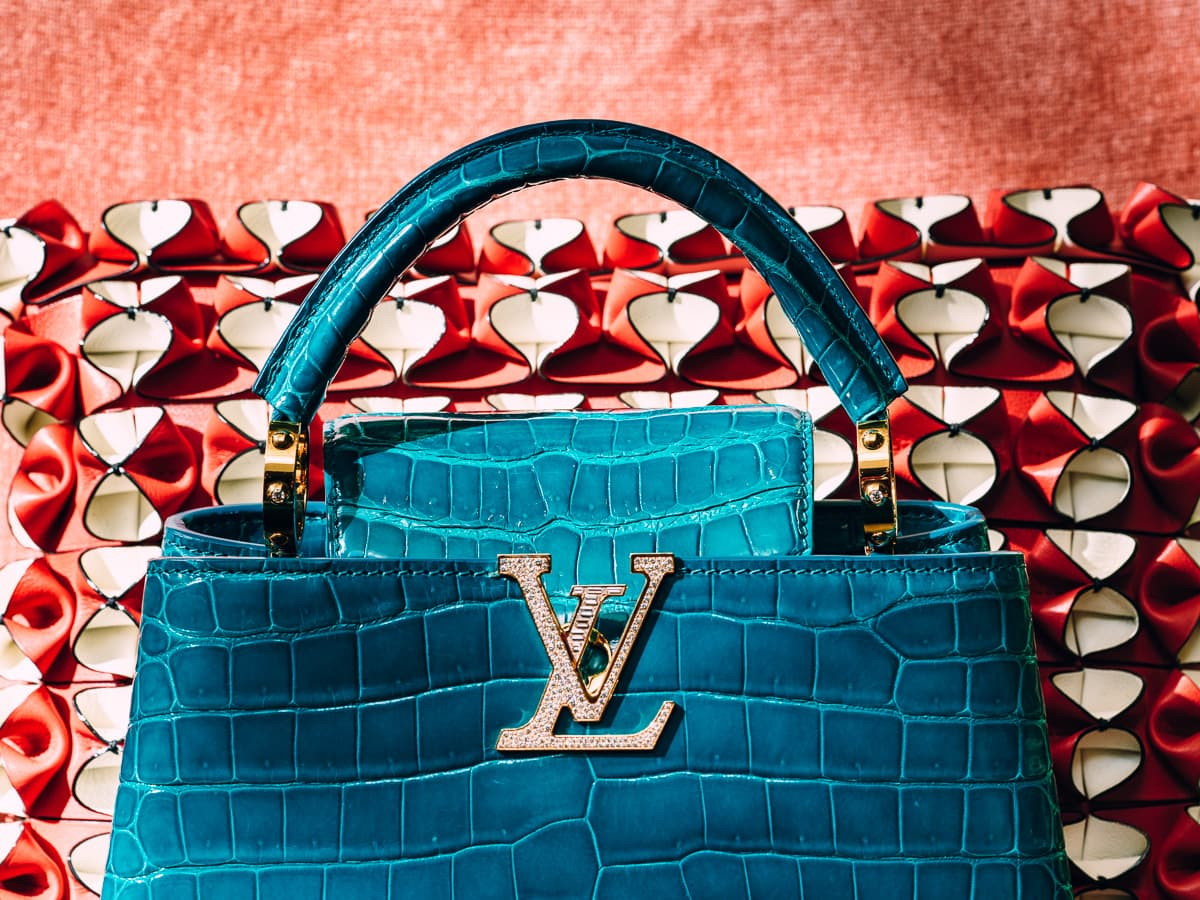 da8122fae A Look Into The Magical World Of Louis Vuitton Exotics - PurseBlog