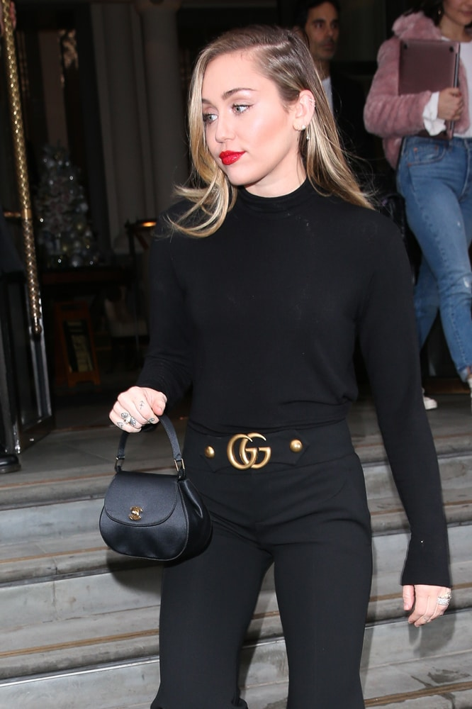 fe96cb94b76c Celebs Do Promo Tours with Bags from Chanel