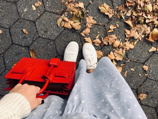 Tuesday Shoesday: An Ode to the Sneaker Trend