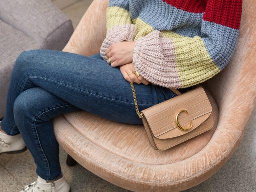 Introducing The Chloé C Bag