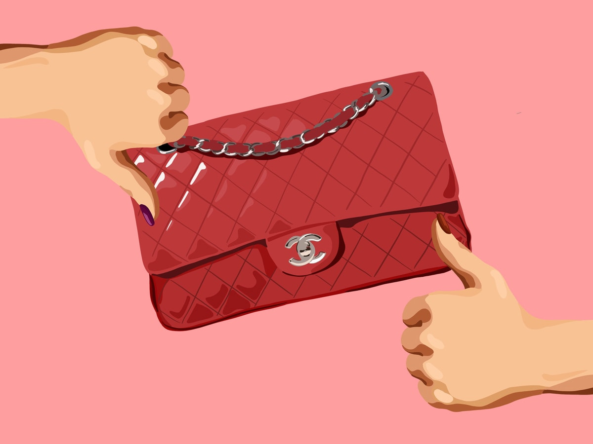 PurseBlog Asks  To Buy (or Not to Buy) a Classic Chanel Flap Bag ... 32c0385bf6
