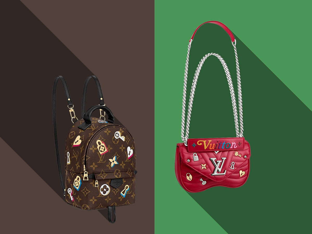 c6db0c9d3712fd Louis Vuitton Releases Brand New Love Lock Collection - PurseBlog