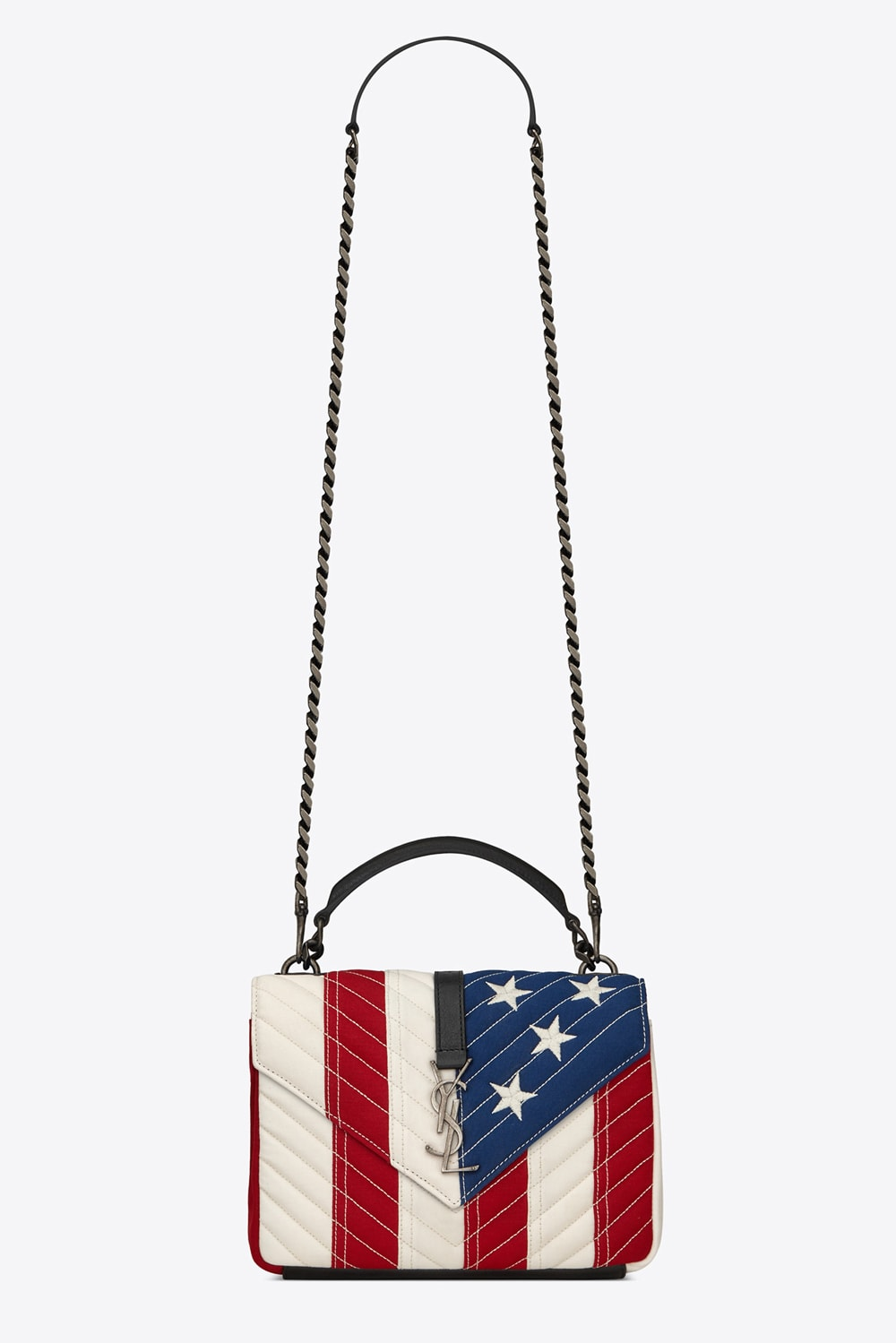 Saint Laurent's Newest Bags Are An Ode to America