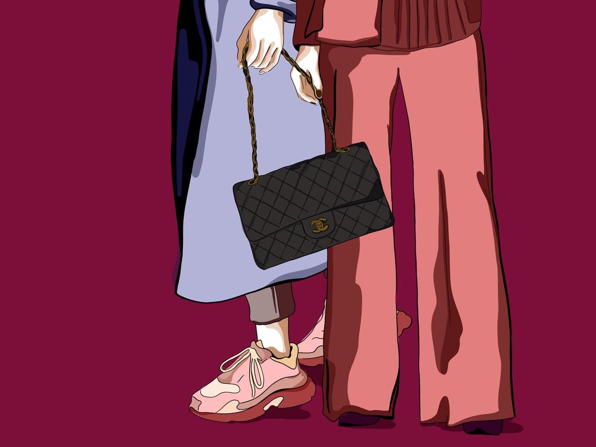 PurseBlog Asks  Would You Ever Split Custody of a Bag With a Friend ... 9d5d075595