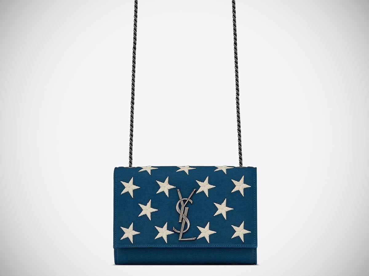 1d78f05aab Saint Laurent's Newest Bags Are An Ode to America - PurseBlog