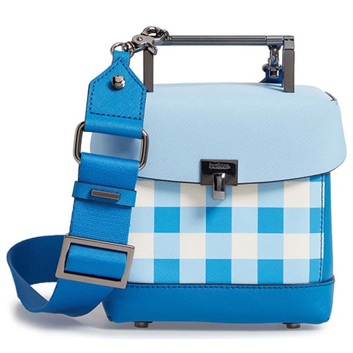 Mini Lennox Lunchbox Crossbody Bag