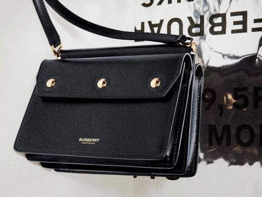 Burberry Releases Its First-Ever BSeries Handbag Drop