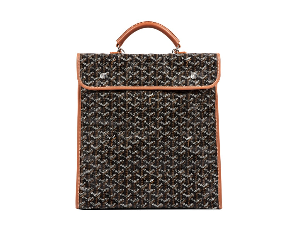 Introducing the Goyard Saint-Leger Bag