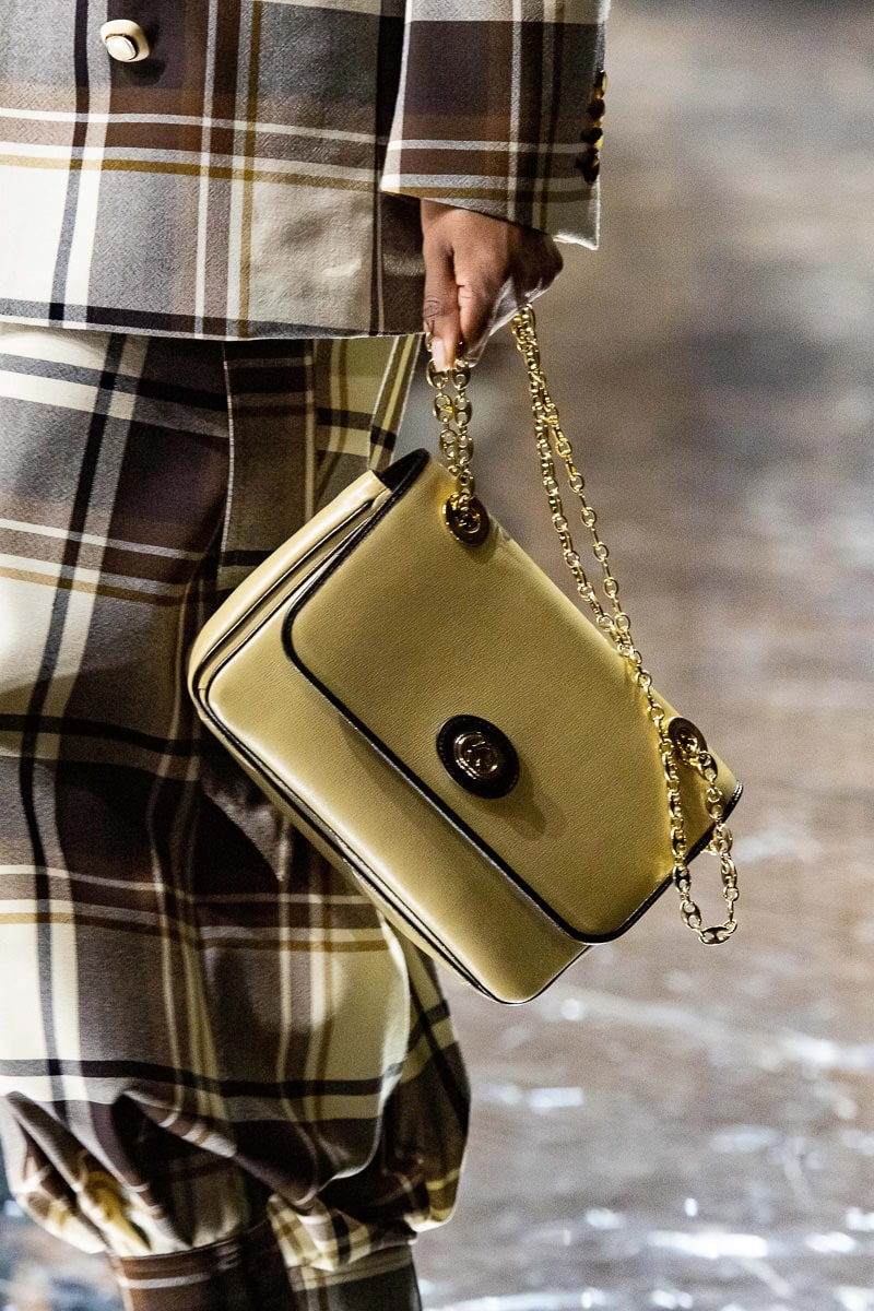 089c959eefa6 Get Your First Look at Gucci's Fall 2019 Bags, Straight From the Runway -  PurseBlog