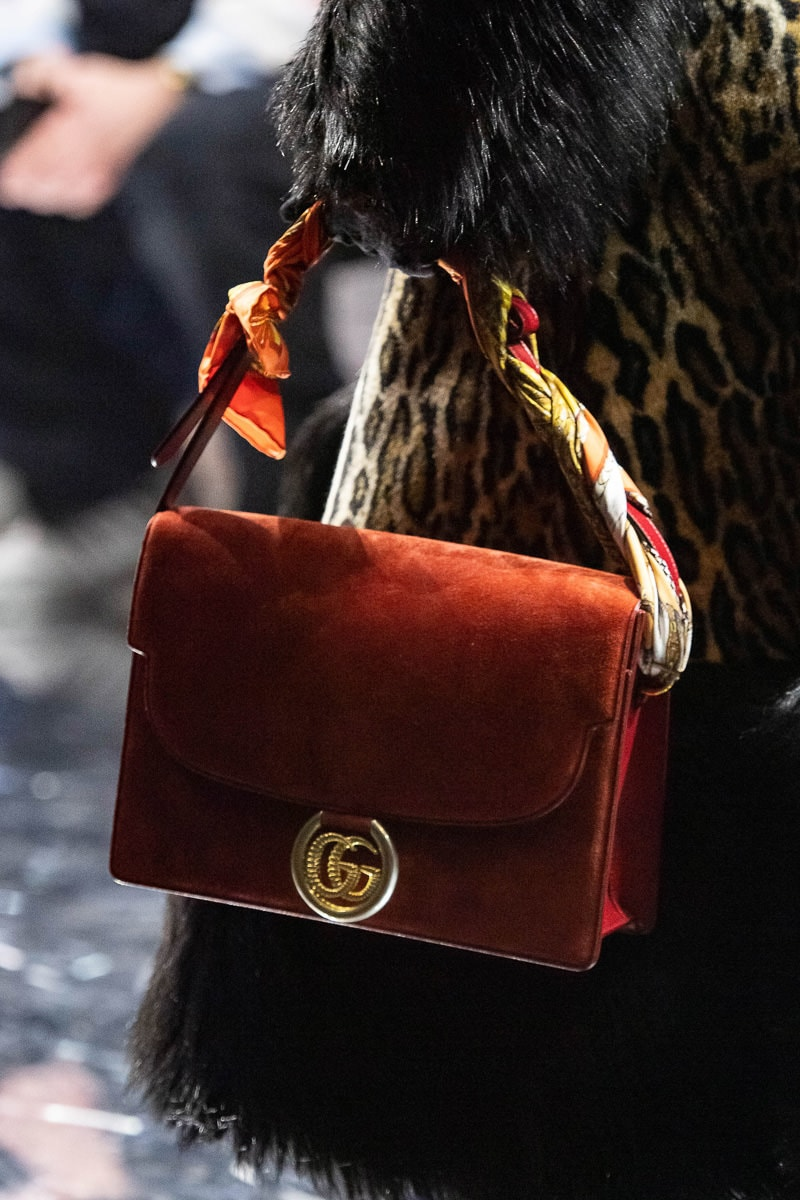 a1317eba8262 Get Your First Look at Gucci's Fall 2019 Bags, Straight From the ...