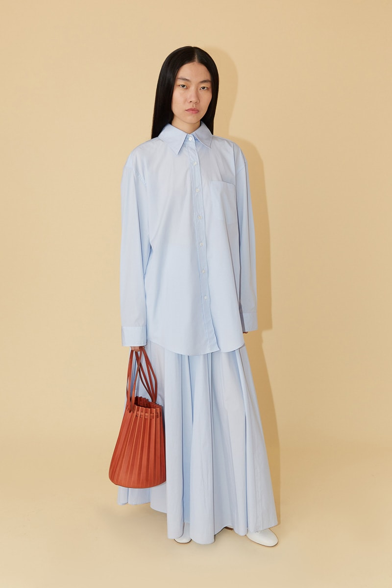 Mansur Gavriel S Spring 2019 Bags Are Simple But Stunning