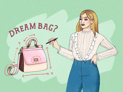 What Do You Wish Designers Knew About What You Want in a Bag?