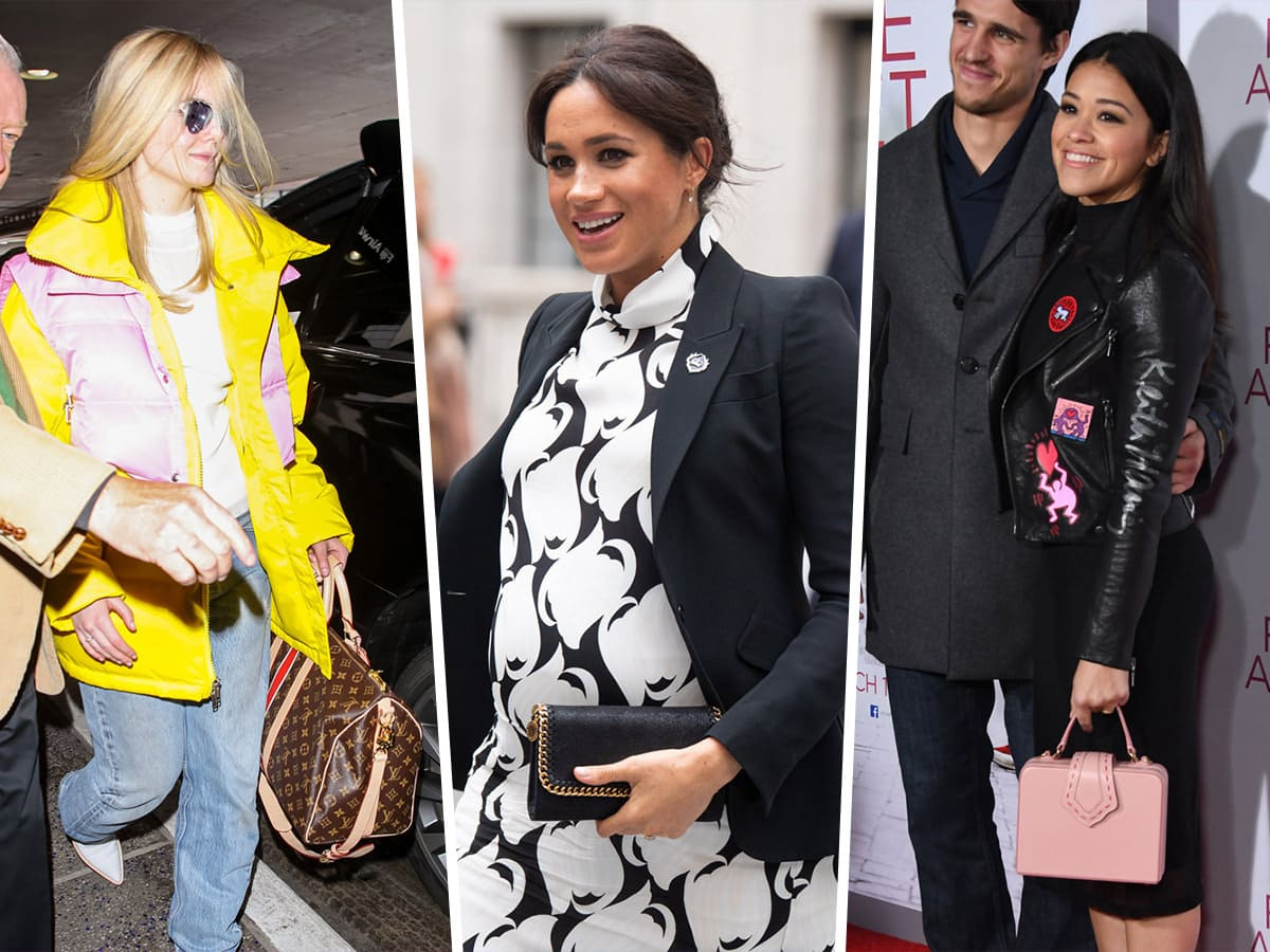 df7ab961803e0 Celebs Slink Around with Bags from Hermes