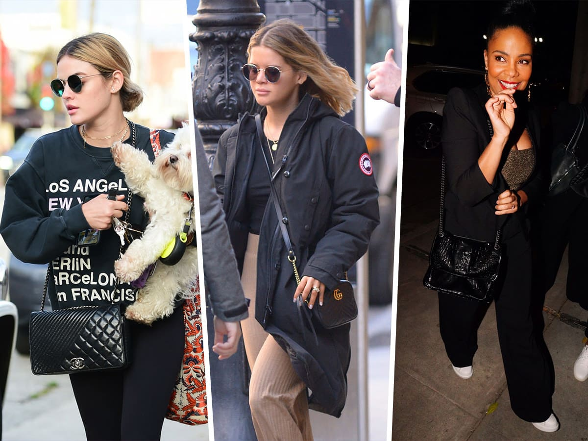 Celebs Make Their Rounds with Givenchy 80108781ebd