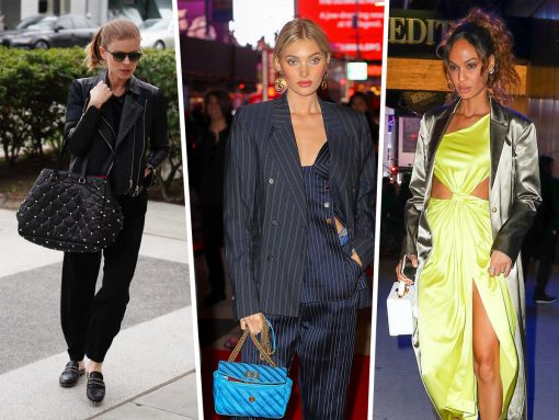 Celebs Get Glam with Bags from Valentino, Balenciaga and Edie Parker
