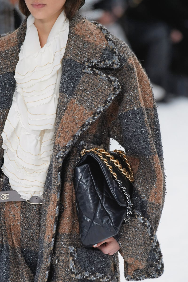 It Certainly Felt Like Winter At Chanel's Fall 2019 Runway Show