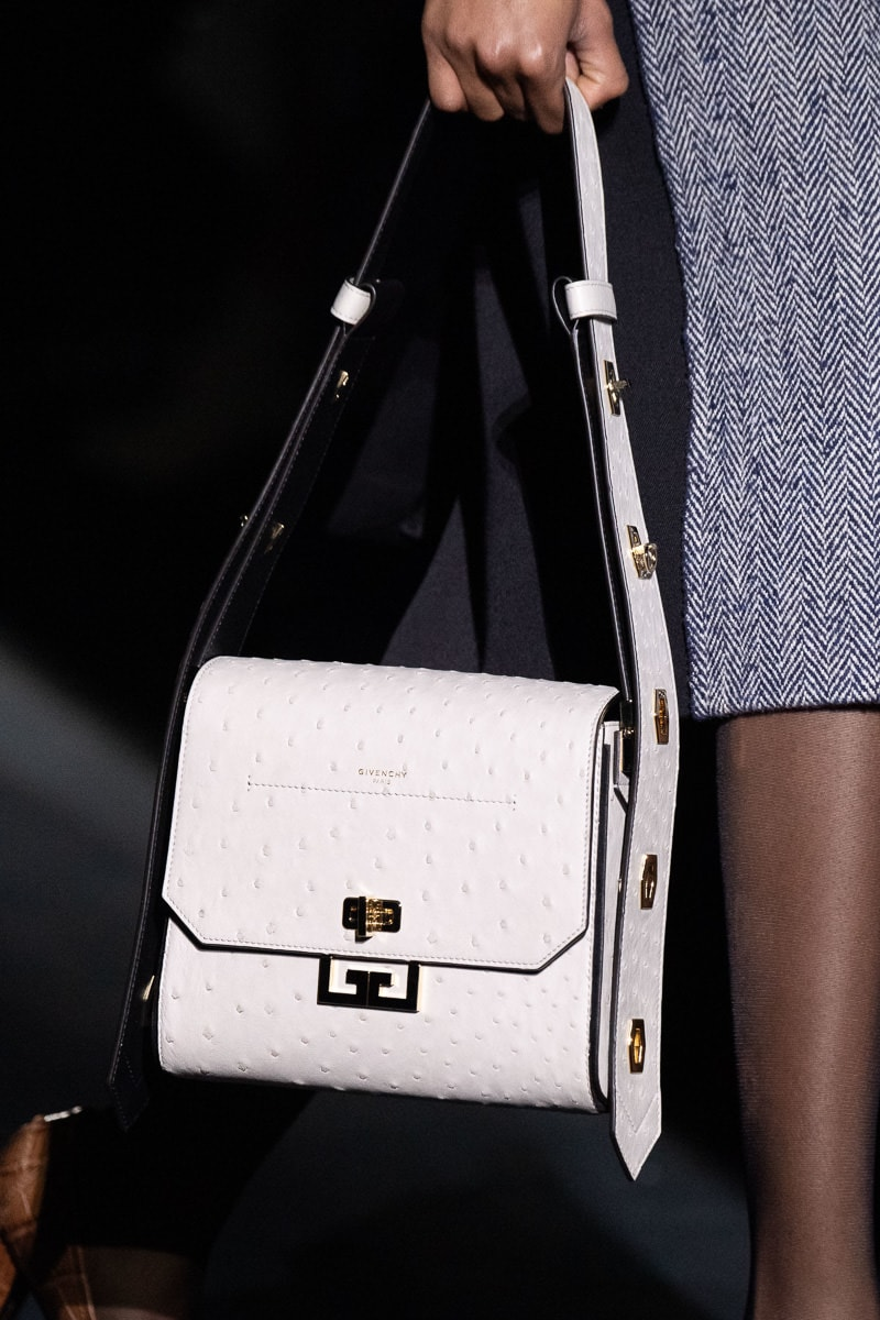 Givenchy Introduces Its Newest Bag on the Fall 2019 Runway ...